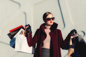 woman, fashion, shopping, retail